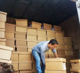 Mudanza de archivos del estado peruano